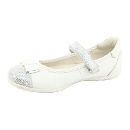 Befado dětské boty 170Y019 bílá 2