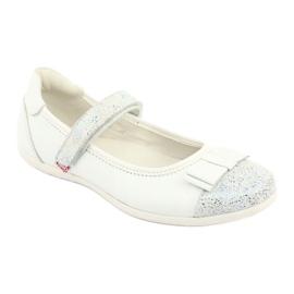 Befado dětské boty 170Y019 bílá 1