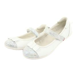 Befado dětské boty 170Y019 bílá 3