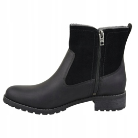 Zimní boty Timberland Bethel Biker W 6914B černá 1