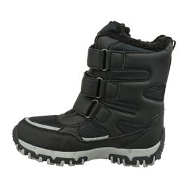 Kappa Great Tex Boot Jr 260558T-1115 boty černá 1