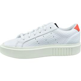 Obuv Adidas Sleek Super W EF1897 bílá bílá 1