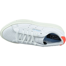 Obuv Adidas Sleek Super W EF1897 bílá bílá 2