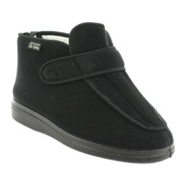 Befado boty DR ORTO 987D002 černá 2