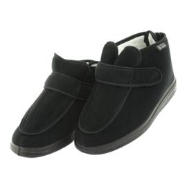 Befado boty DR ORTO 987D002 černá 4