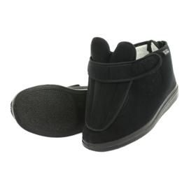 Befado dámské boty pu orto 987D002 černá 6