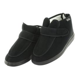 Befado dámské boty pu orto 987D002 černá 4