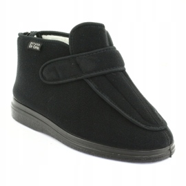 Befado dámské boty pu orto 987D002 černá 2