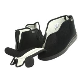 Befado dámské boty pu orto 987D002 černá 5