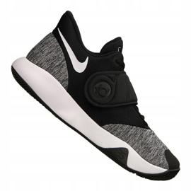 Obuv Nike Kd Trey 5 Vi M AA7067-001 černá černá, šedá / stříbrná 2