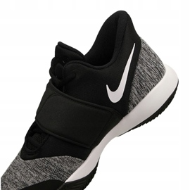 Obuv Nike Kd Trey 5 Vi M AA7067-001 černá černá, šedá / stříbrná 3