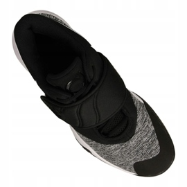 Obuv Nike Kd Trey 5 Vi M AA7067-001 černá černá, šedá / stříbrná 10