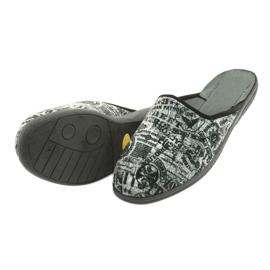 Dětská obuv Befado 201Q091 šedá 5
