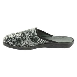 Dětská obuv Befado 201Q091 šedá 3