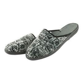 Dětská obuv Befado 201Q091 šedá 4