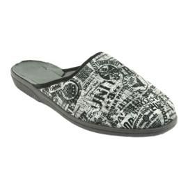 Dětská obuv Befado 201Q091 šedá 2