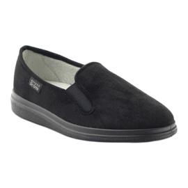 Befado dámské boty pu 991D002 černá 4