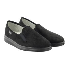 Befado dámské boty pu 991D002 černá 5