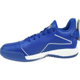 Basketbalová obuv adidas T-Mac Millennium M G27748 modrý bílá, modrá 1