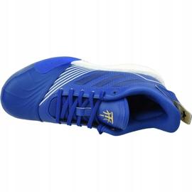 Basketbalová obuv adidas T-Mac Millennium M G27748 modrý bílá, modrá 2