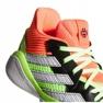 Obuv Adidas Harden Stepback M EF9890 černá, červená, zelená zelená 4