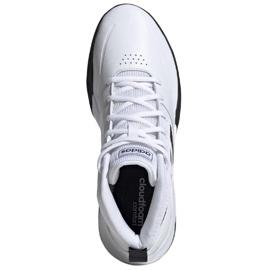 Basketbalové boty adidas Ownthegame M EE9631 bílá bílá 1