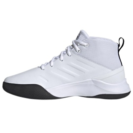 Basketbalové boty adidas Ownthegame M EE9631 bílá bílá 3