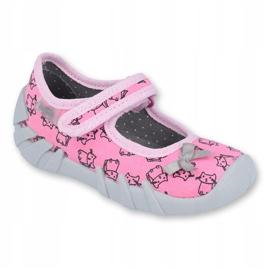 Dětská obuv Befado 109P200 růžový 1