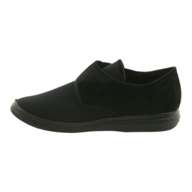 Pánské boty Befado pu 036M006 černá 3
