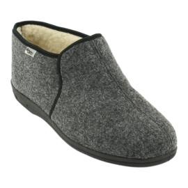 Pánská obuv Befado 730M045 šedá 2