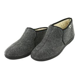 Pánská obuv Befado 730M045 šedá 4