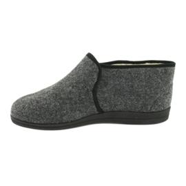Pánská obuv Befado 730M045 šedá 3