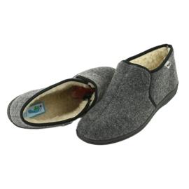 Pánská obuv Befado 730M045 šedá 5
