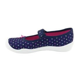 Dětská obuv Befado 114Y372 srdce 2