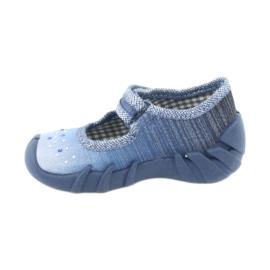 Befado dětské boty kamínky 109P186 2