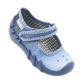 Befado dětské boty kamínky 109P186 1