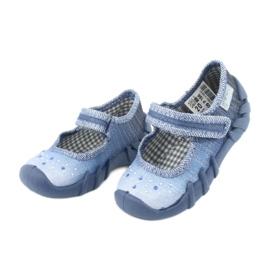 Befado dětské boty kamínky 109P186 3