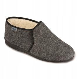 Pánská obuv Befado 730M045 šedá 1