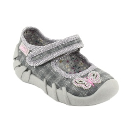 Dětská obuv Befado 109P189 šedá 1
