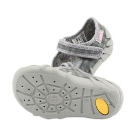 Dětská obuv Befado 109P189 šedá 5