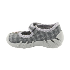 Dětská obuv Befado 109P189 šedá 2