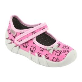 Dětská obuv Befado 109P200 růžový 3