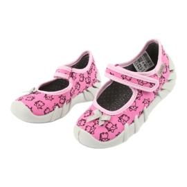 Dětská obuv Befado 109P200 růžový 5