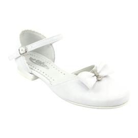 Zdvořilostní baletky Communion Miko 671 bílá 1