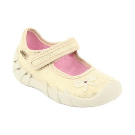 Dětská obuv Befado 109P152 žlutý 3