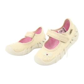 Dětská obuv Befado 109P152 žlutý 5