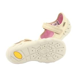 Dětská obuv Befado 109P152 žlutý 7