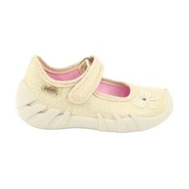 Dětská obuv Befado 109P152 žlutý 2