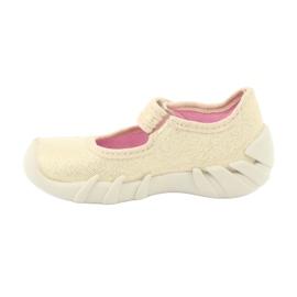 Dětská obuv Befado 109P152 žlutý 4