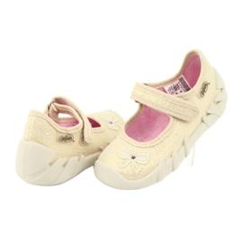 Dětská obuv Befado 109P152 žlutý 6